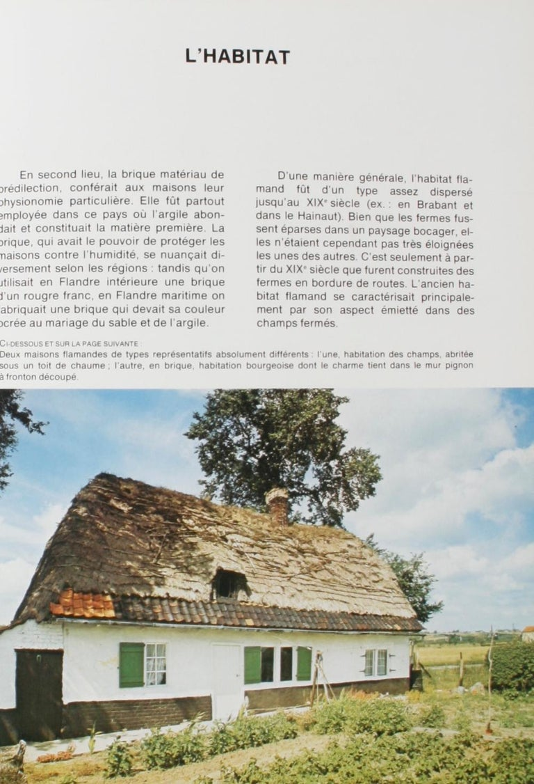 Mobilier Des Provinces Belges et Des Flanders Françaises 1st Ed For Sale 3