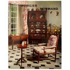 Mobilier Normand by Lucile Olivier, First Edition
