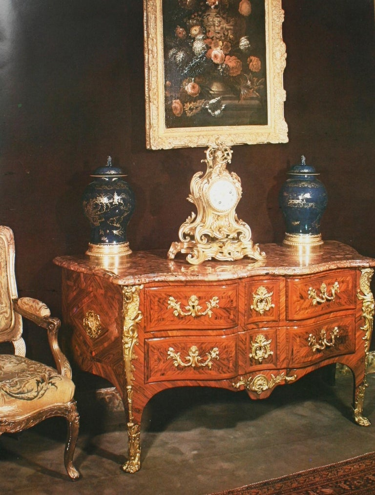 Mobilier Regence, Louis XV by Monica Burckhardt, First Edition For Sale 6