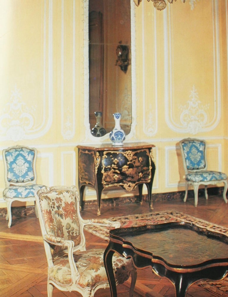Mobilier Regence, Louis XV by Monica Burckhardt, First Edition For Sale 8
