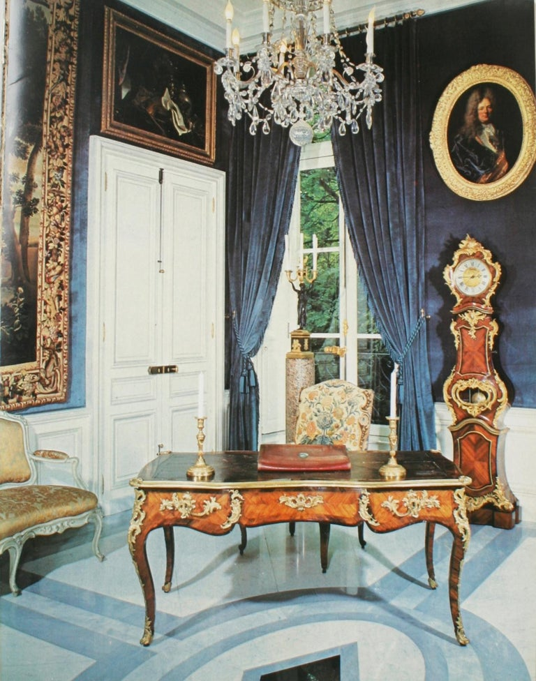 Mobilier Regence, Louis XV by Monica Burckhardt, First Edition For Sale 11