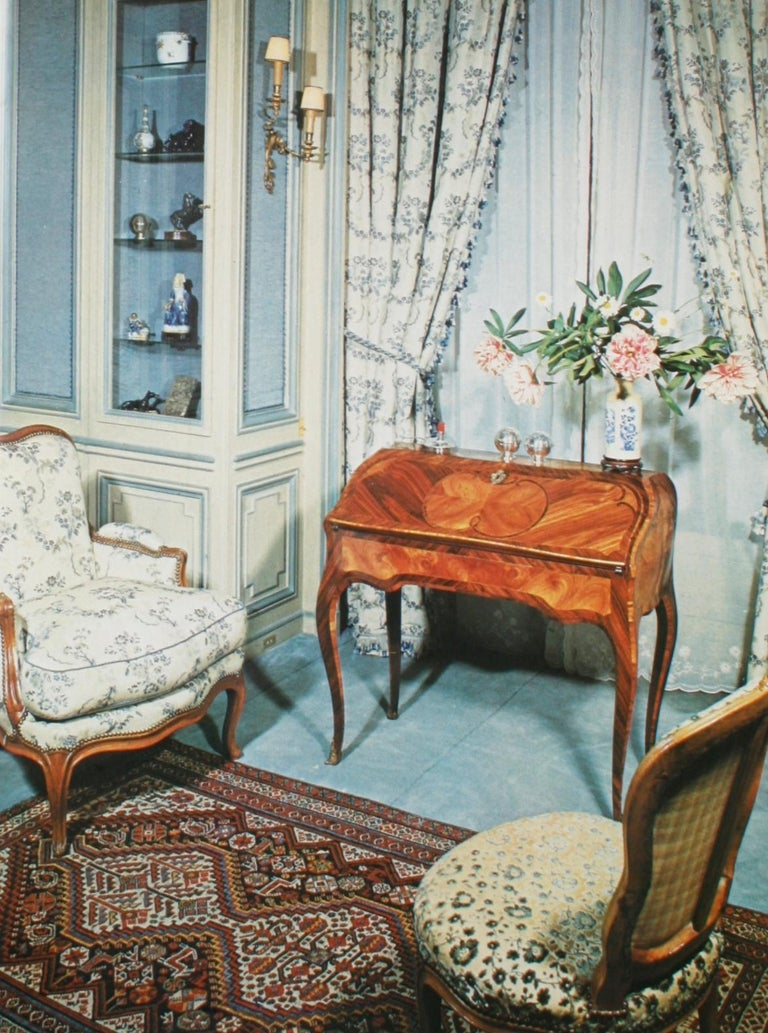 Mobilier Regence, Louis XV by Monica Burckhardt, First Edition For Sale 13