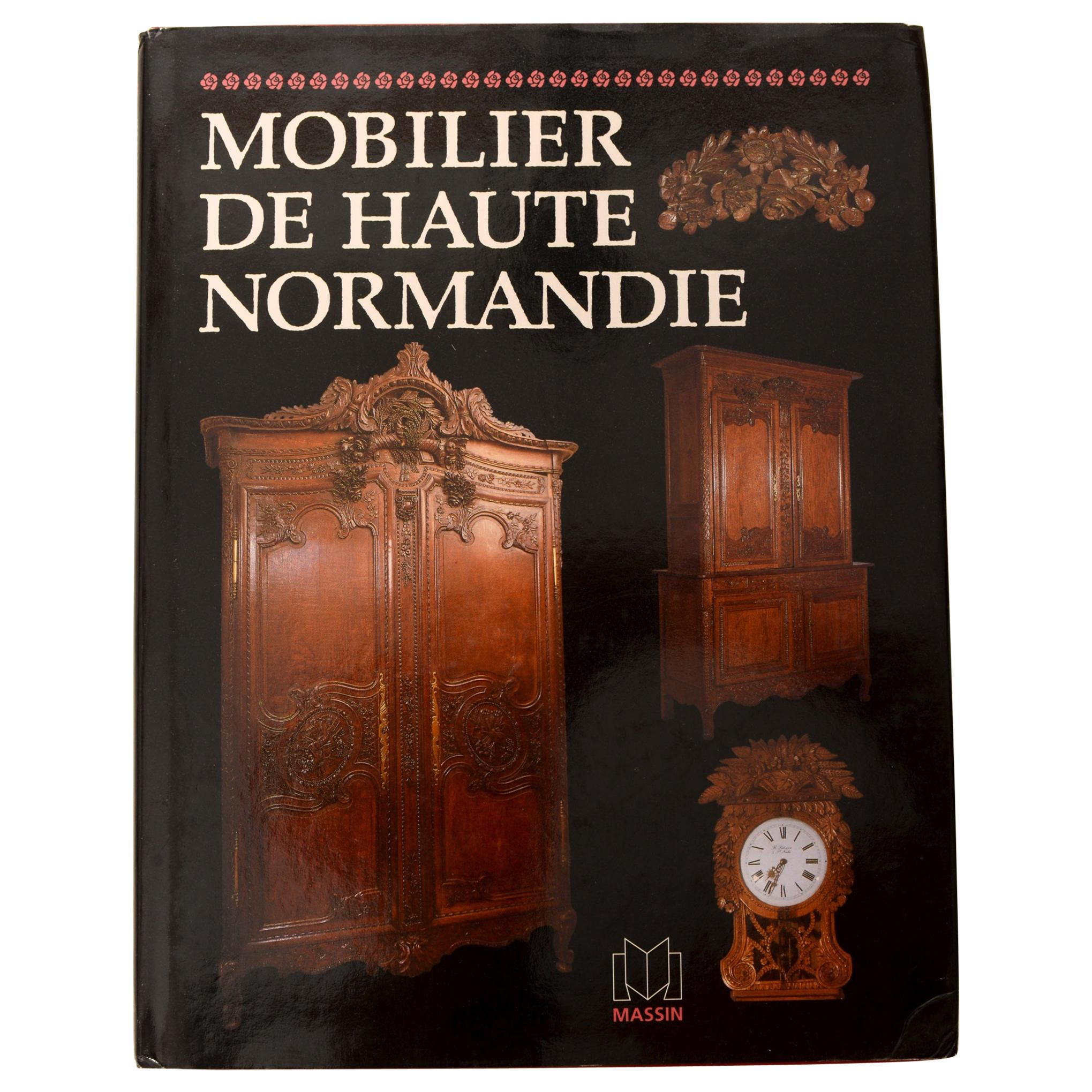 Mobillier de Haute Normandie by Édith Mannoni, First Edition
