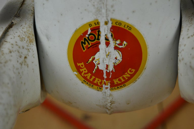 Mobo Prairie King Rocking Horse Toy, England, 1960s For Sale 2