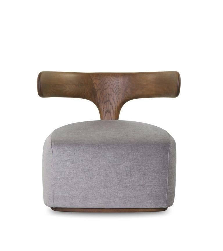 Italian Moby Dick Armchair, Design Libero Rutilo For Sale