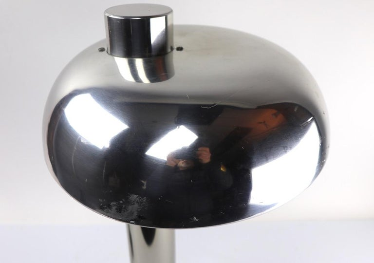 20th Century Mod Desk Table Lamp by Laurel For Sale