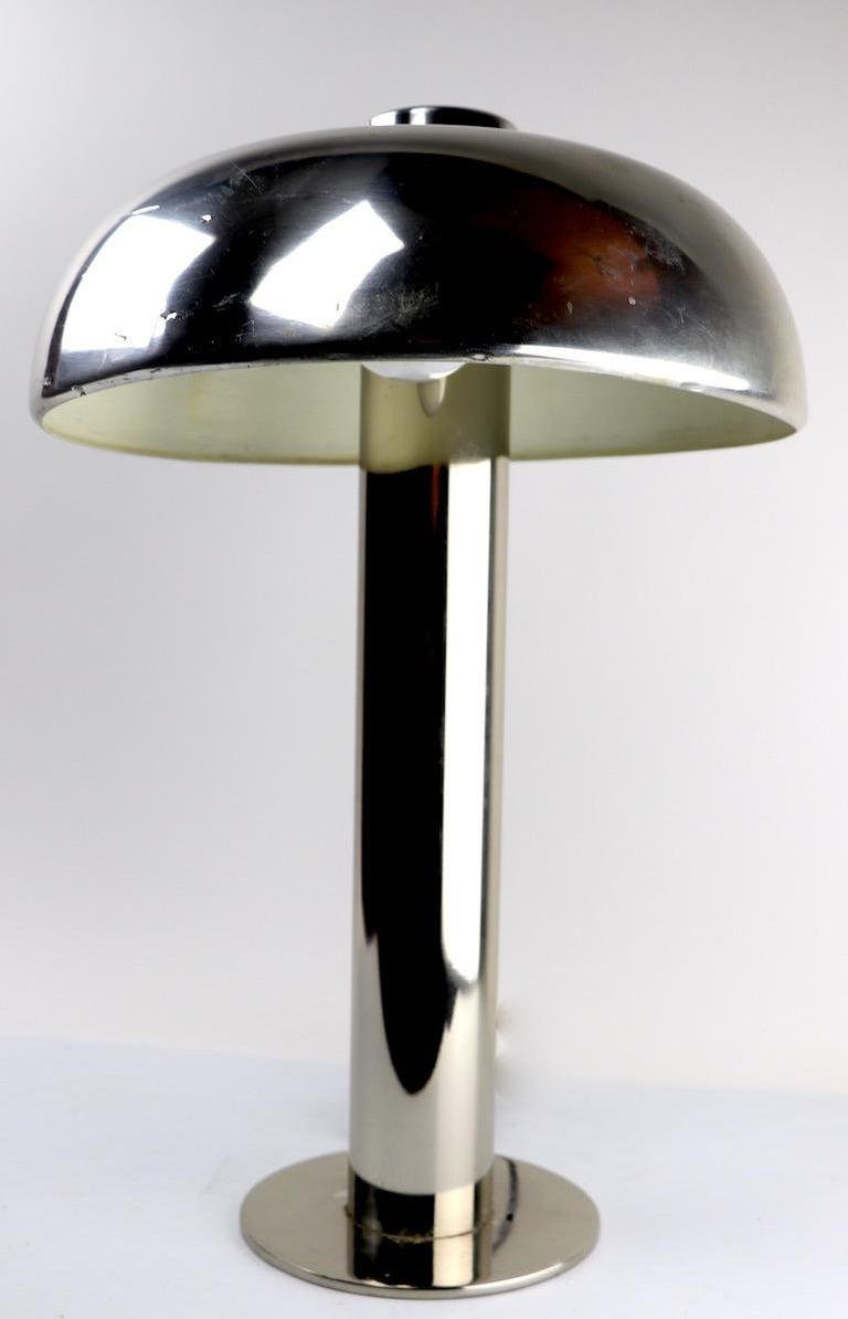 Mod Desk Table Lamp by Laurel For Sale 2