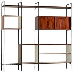 Mod. MF‐170 Bookcase by Geraldo de Barros