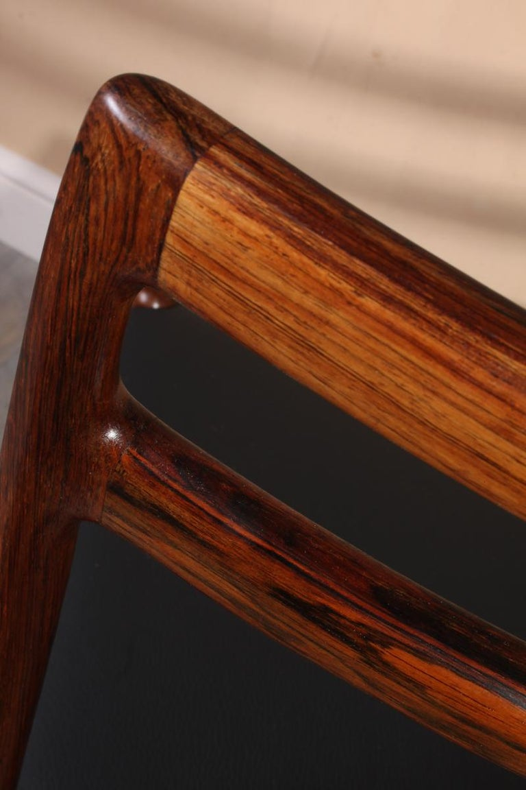 Model 146 Rosewood Dining Chairs by Alf Aarseth For Sale 3