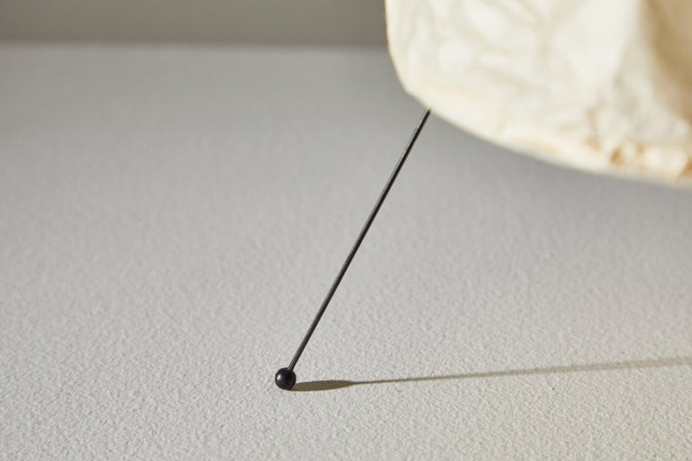 Model 1P Table Lamp by Isamu Noguchi for Akari For Sale 4