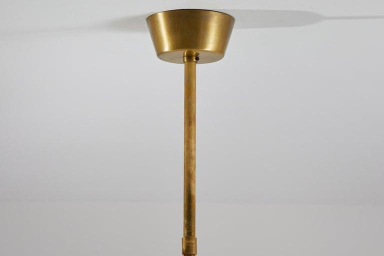 Model 2022 Flush Mount Ceiling Light by Max Ingrand for Fontana Arte 6