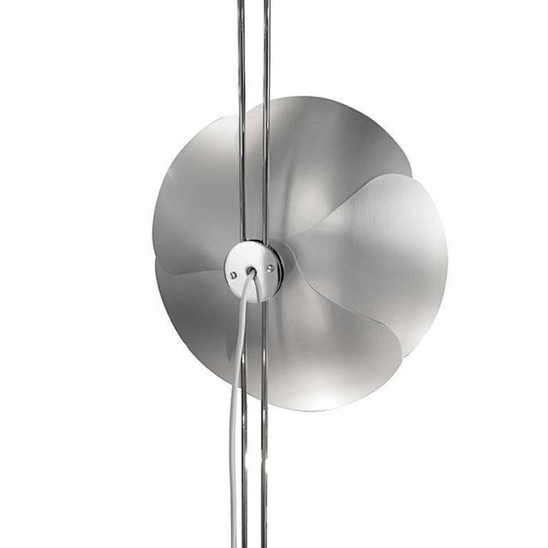 Model 2093-225 Floor Lamp by Olivier Mourgue In New Condition For Sale In Los Angeles, CA