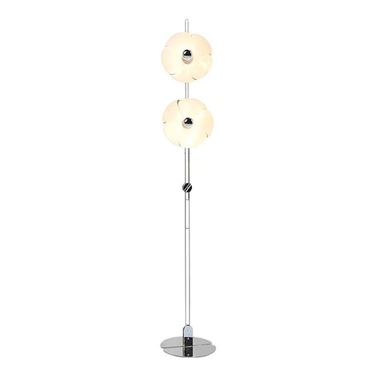 Model 2093-225 Floor Lamp by Olivier Mourgue For Sale