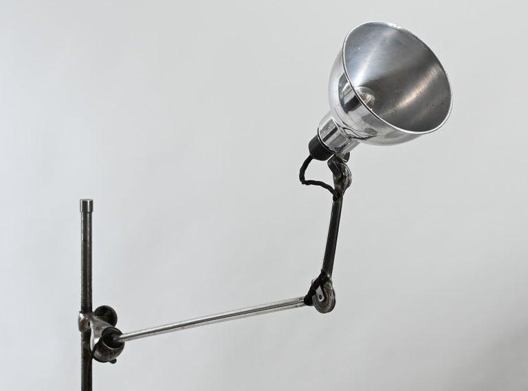 Model 215 Mobile Gras Ravel Floor Lamp For Sale 6