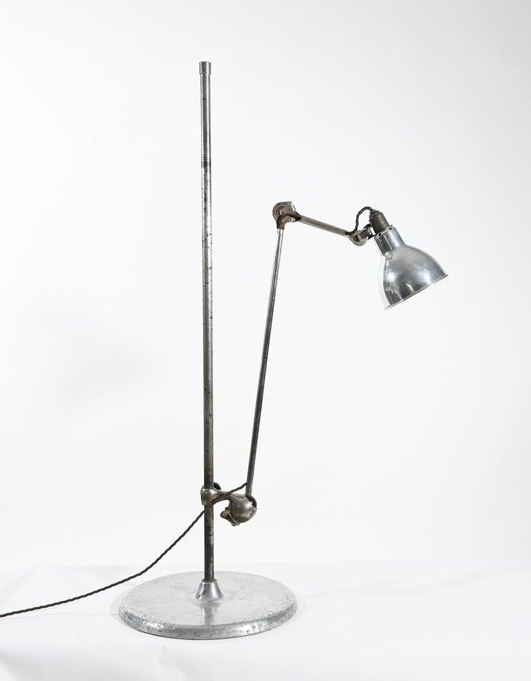 Model 215 Mobile Gras Ravel Floor Lamp For Sale 9