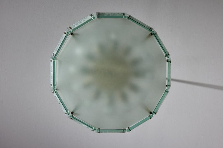 Model 2270 Ceiling Light by Max Ingrand For Sale 2