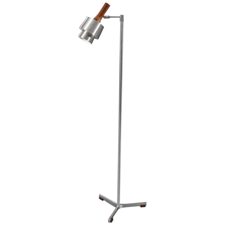 Model 294 Standard/ Reading Lamp by Jo Hammerborg for Fog & Mørup For Sale