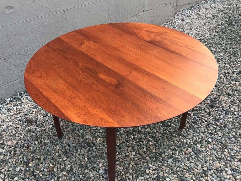 Mid-Century Modern Model 311 Table by Peter Hvidt & Orla Mølgaard-Nielsen for Søborg Møbler For Sale