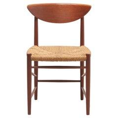 Model 316 Chair by Hvidt & Mølgaard-nielsen, 1950s