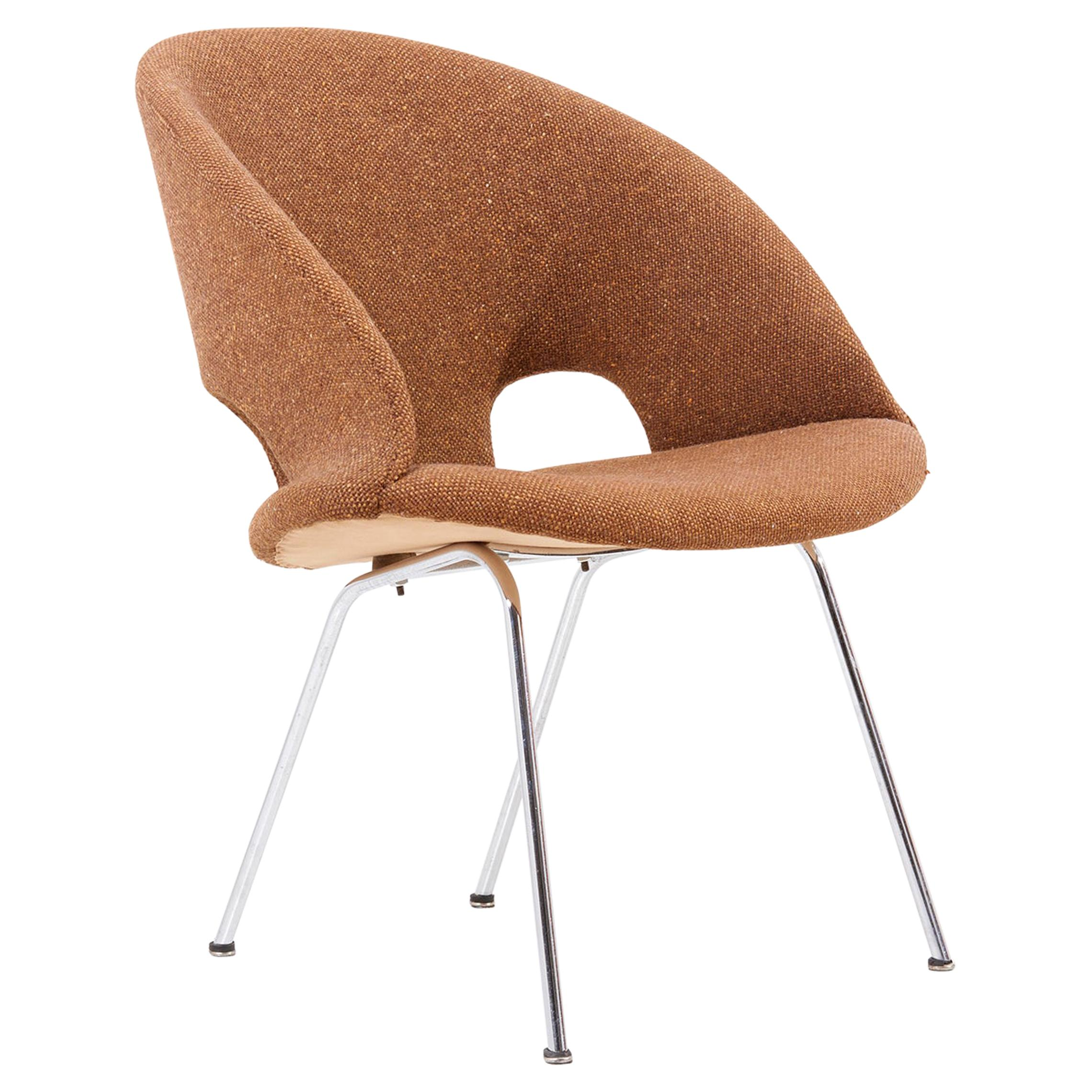 Model 350 Lounge Chair by Arno Votteler for Walter Knoll, Germany, 1950s