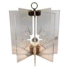 Model 524 Table Lamp by Franco Albini & Franca Helg for Arteluce, 1960s