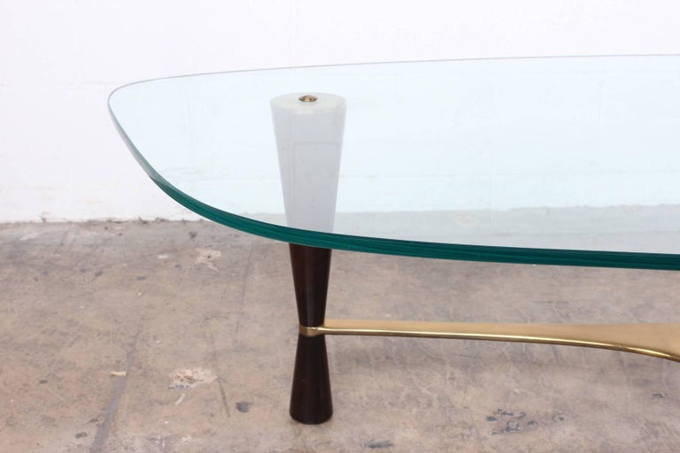 Model 5309 Coffee Table by Edward Wormley for Dunbar For Sale 3