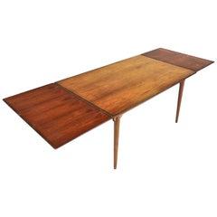 Model 54 Danish Modern Rosewood Dining Table by Gunni Omann for Omann Jun