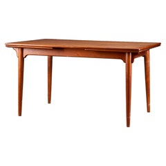 Model 54 Teak Dining Table by Omann Jun