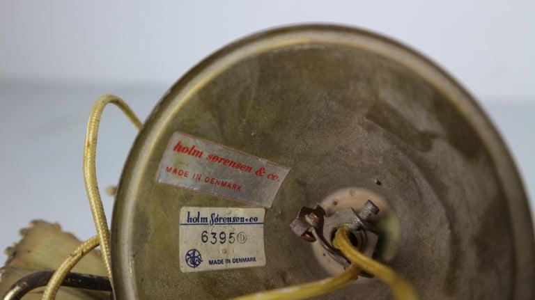 Model 6395 Hanging Lamp by Svend Aage Holm Sørensen for Holm Sørensen & Co, 1960 For Sale 12