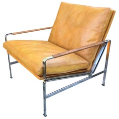 Model 6720 Armchair by Kastholm & Fabricius for Kill International