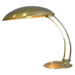 Model 6764 Brass Table Lamp by Kaiser Idell, circa 1940s
