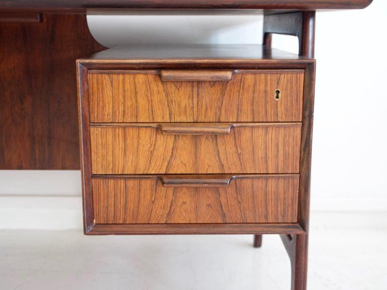 Model 75 Writing Desk by Omann Jun Mobelfabrik For Sale 3