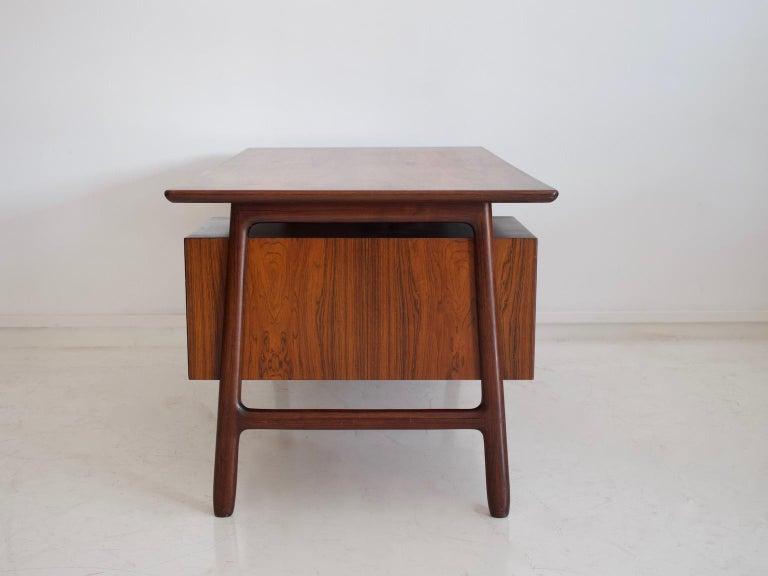 Model 75 Writing Desk by Omann Jun Mobelfabrik For Sale 6