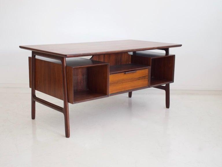 Model 75 Writing Desk by Omann Jun Mobelfabrik For Sale 7