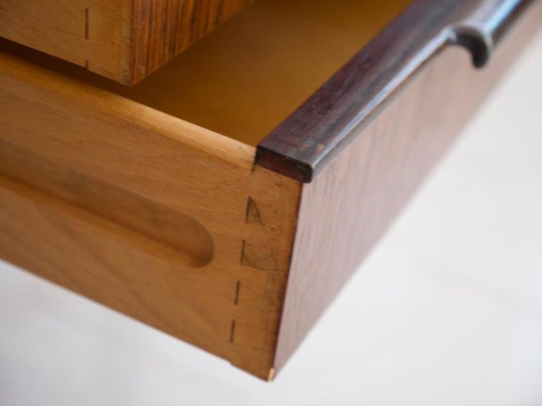 Danish Model 75 Writing Desk by Omann Jun Mobelfabrik For Sale