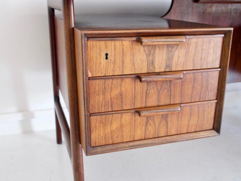 Model 75 Writing Desk by Omann Jun Mobelfabrik For Sale 2