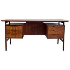Model 75 Writing Desk by Omann Jun Mobelfabrik