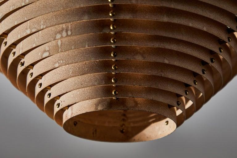 Model A622A Ceiling Light by Alvar Aalto for Artek For Sale 5