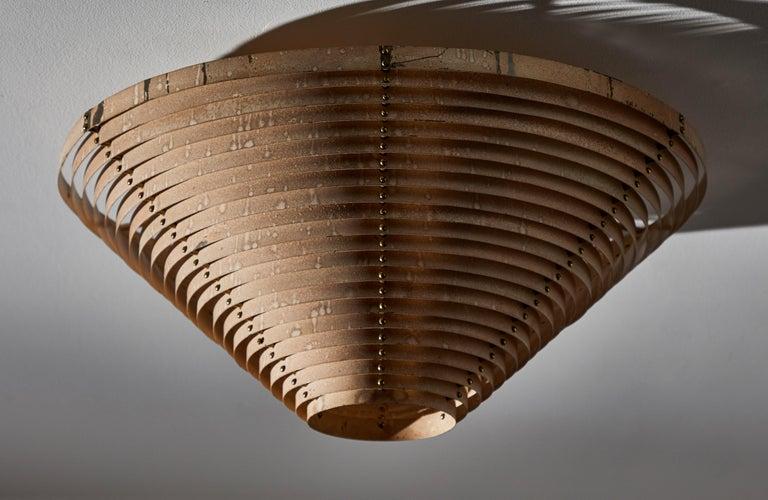 Model A622A Ceiling Light by Alvar Aalto for Artek For Sale 1