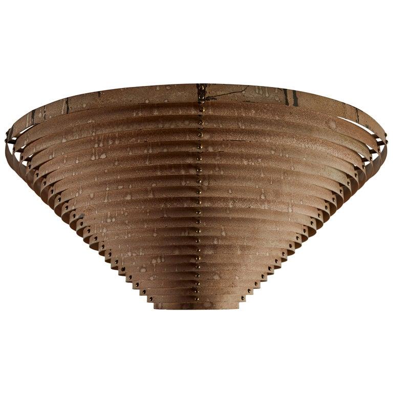 Model A622A Ceiling Light by Alvar Aalto for Artek For Sale