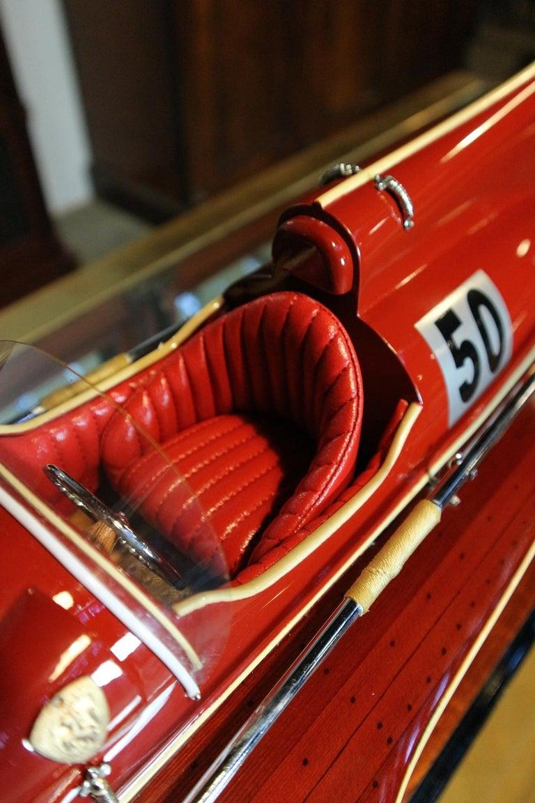 Model Boat Ferrari Hydroplane For Sale 5