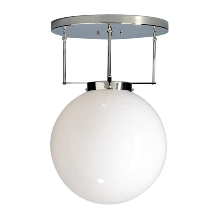 Model DMB 26 Bauhaus Pendant Light by Marianne Brandt for Tecnolumen For Sale