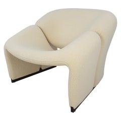 Model F580 Groovy Chair by Pierre Paulin for Artifort, 1966