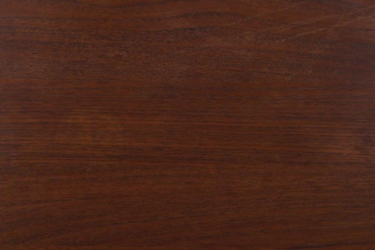 Model FD 515 Teak and Wicker Coffee Table by Peter Hvidt & Orla Mølgaard Nielsen For Sale 7