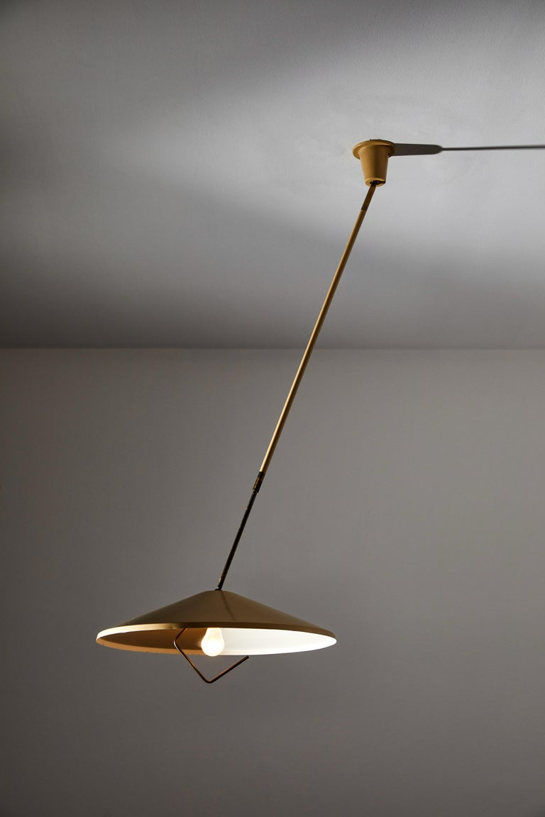 Model G6 Suspension Light by Lumen In Good Condition For Sale In Los Angeles, CA