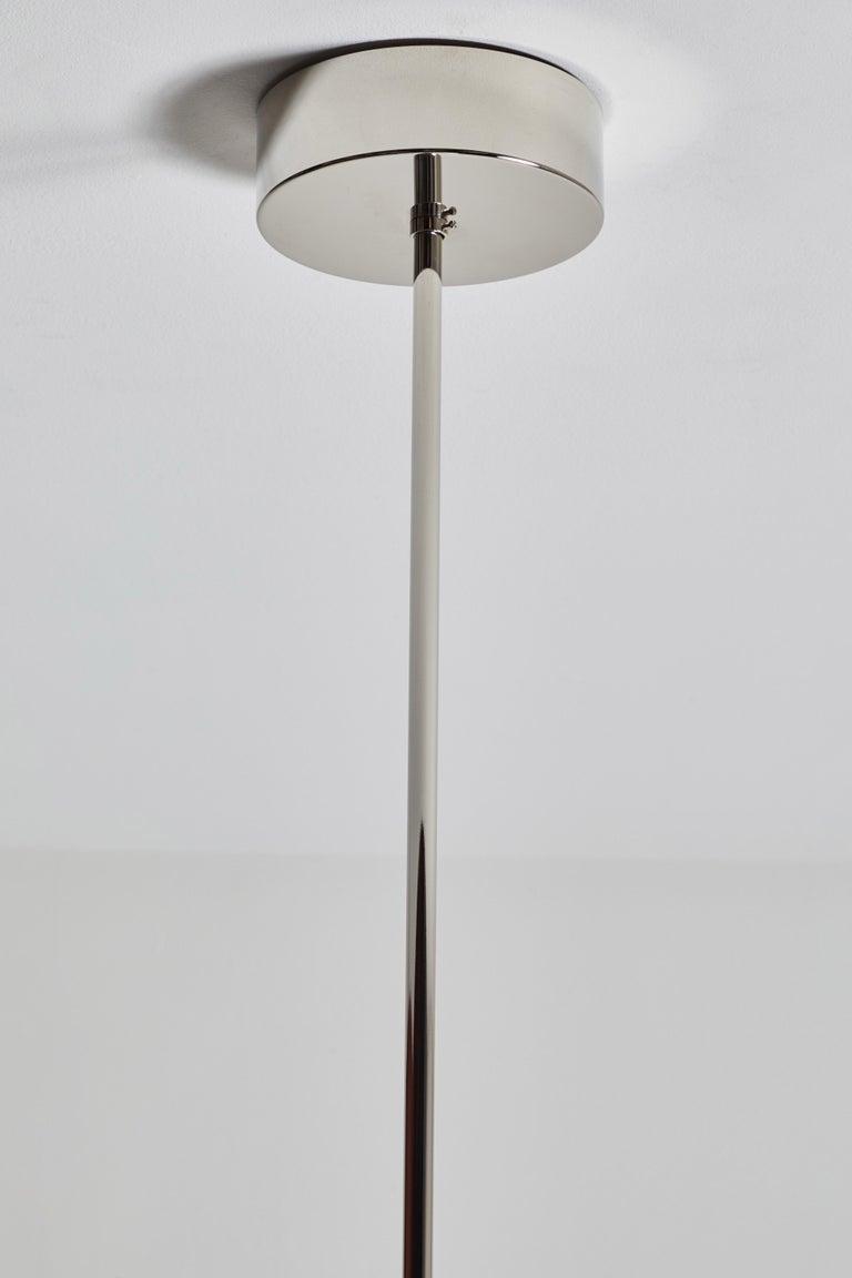 Model HMB 29/400 Pendant by Marianne Brandt for Tecnolumen For Sale 3