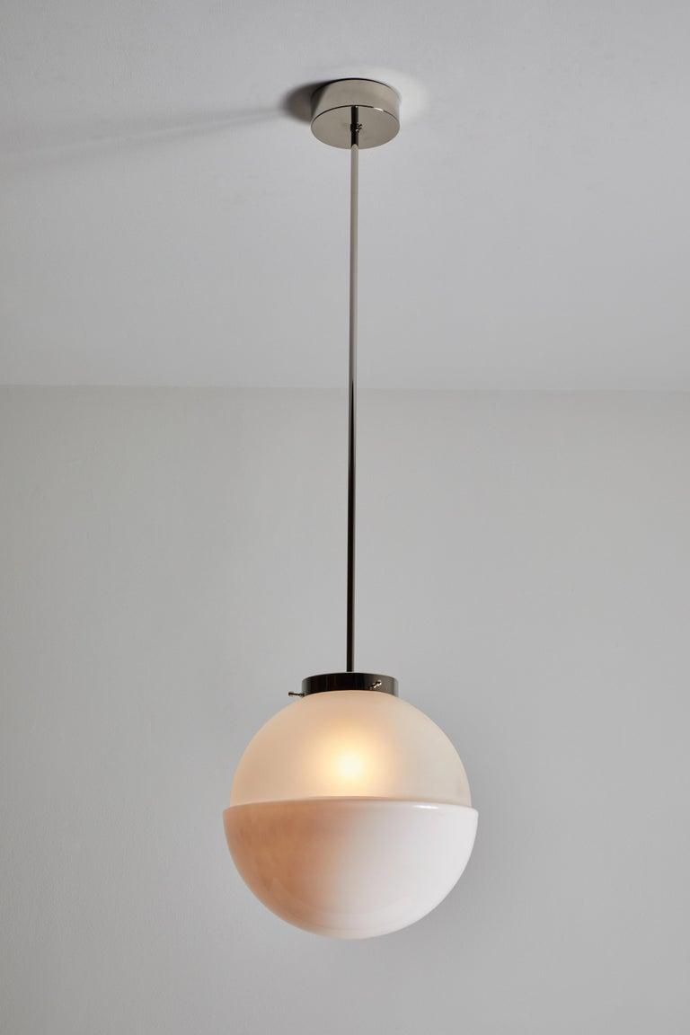 Bauhaus Model HMB 29/400 Pendant by Marianne Brandt for Tecnolumen For Sale