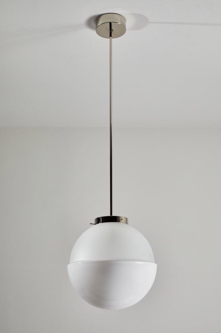 Contemporary Model HMB 29/400 Pendant by Marianne Brandt for Tecnolumen For Sale