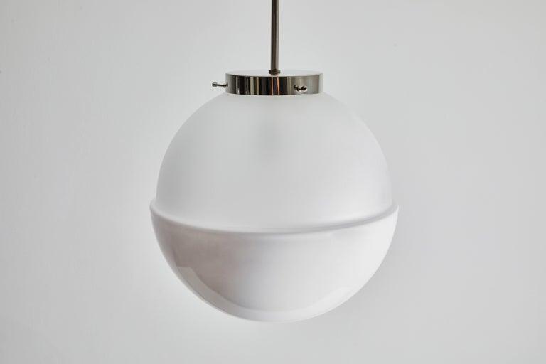 Model HMB 29/400 Pendant by Marianne Brandt for Tecnolumen For Sale 1