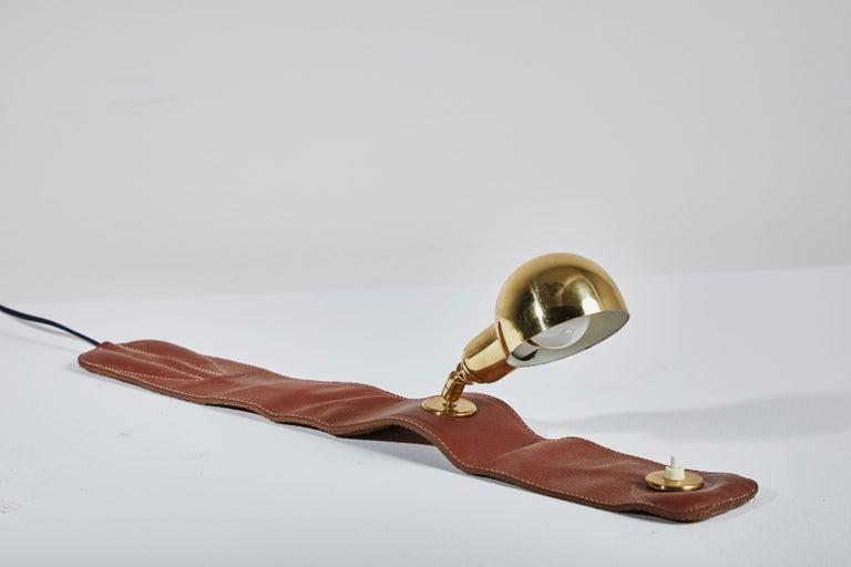 Model Lp01 Armchair Lamp by Luigi Caccia Dominioni for Azucena For Sale 4